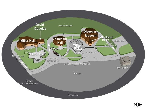 WFC Campus MAP